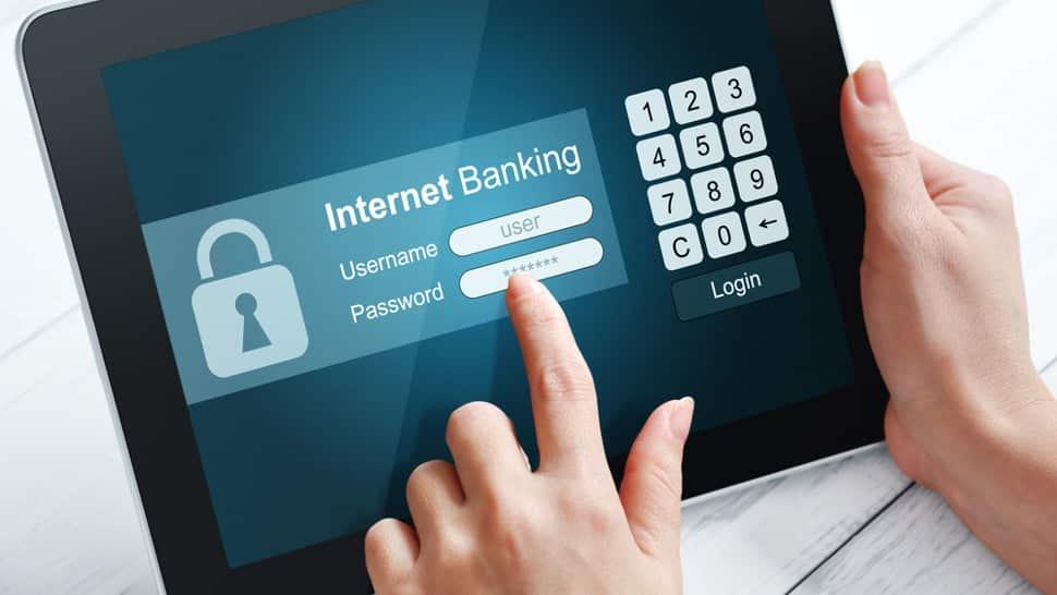 Online bank account with IBAN