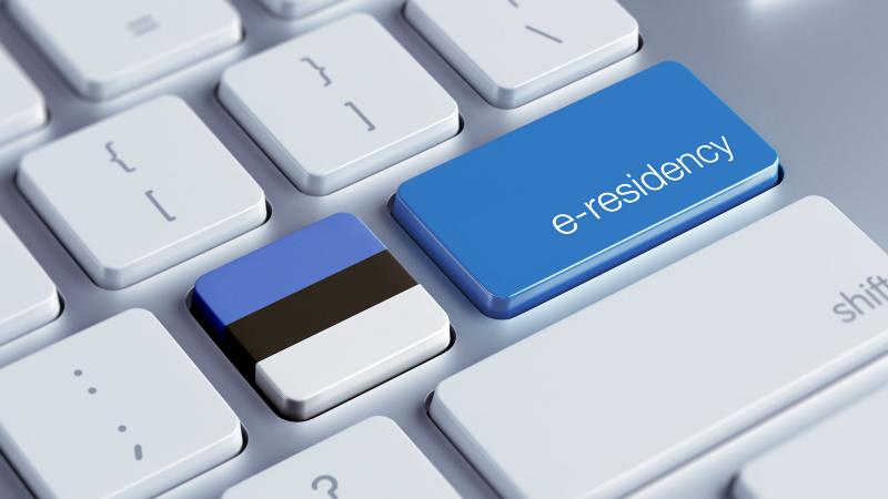 Электронное резидентство Эстонии
